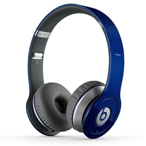 【国内正規品】Beats by Dr.Dre Wireless 密閉型ワイヤレスヘッドホン Bluetooth対応 ブルー BT ON WIRELS BLU