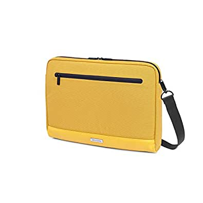 [モレスキン] モレスキン メトロ ホリゾンタル(横型) デバイスバッグ 15インチ ビジネスバッグ ET926MTDBH15M2 オレンジイエロー