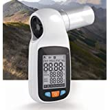 CONTEC Digital Spirometer Infrared Lung Volume Device Bluetooth Spirometry SP70B