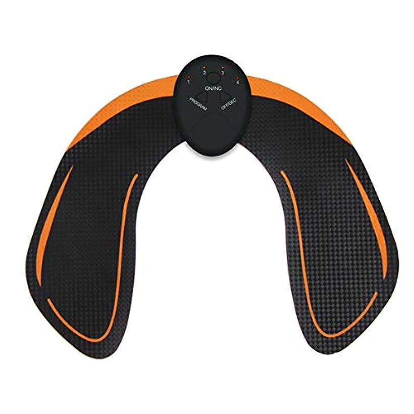 電気アクセスラベルMuscle部の筋肉の電気刺激、but部の電気刺激6種類の利用可能なマッサージモードで股関節の筋肉を刺激し、しっかりとした形にすることができます