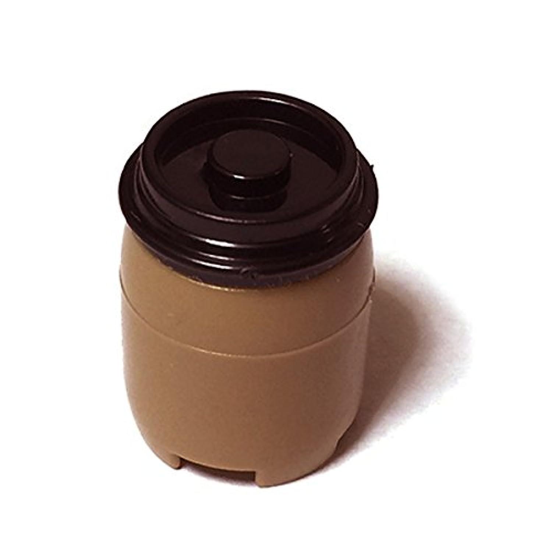 LEGOカスタム品 アーミー 装備品 武器 Dark Tan BI120(Plastic Drum)【並行輸入品】