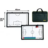ミカサ サッカーボール作戦盤 フルコート/ハーフコート両面使用 ケース付 SB-F