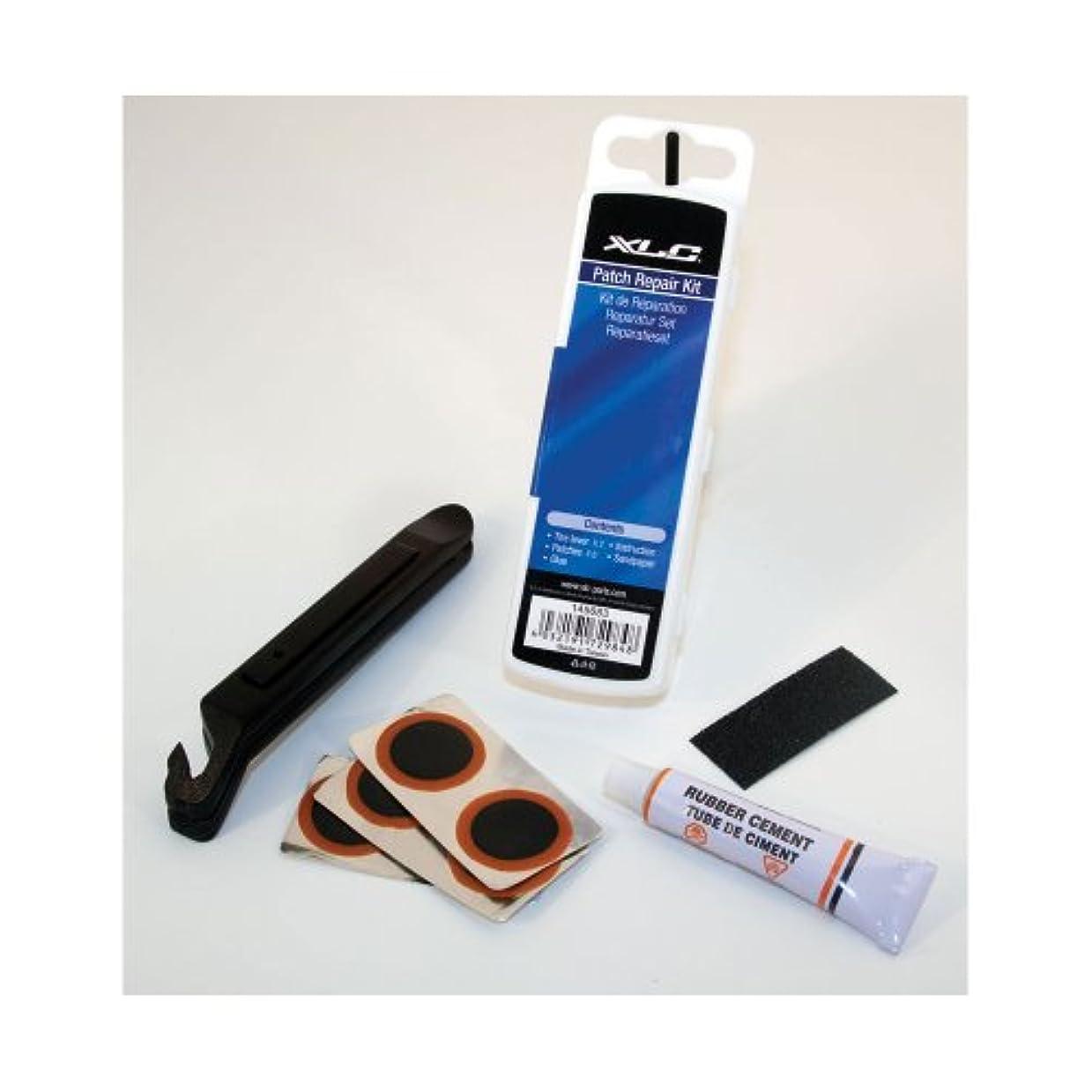 鈍いシプリー操作可能XLC Tire Repair Patch Kit by XLC