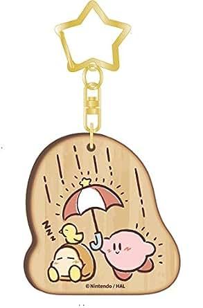 星のカービィ PUPUPU FRIENDS 木製チャーム アンブレラ