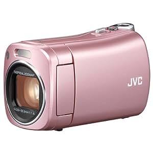 JVC KENWOOD JVC  ビデオカメラ BabyMovie 内蔵メモリー32GB ピンク GZ-N5-P