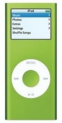 Apple iPod nano 4GB グリーン MA487J/A