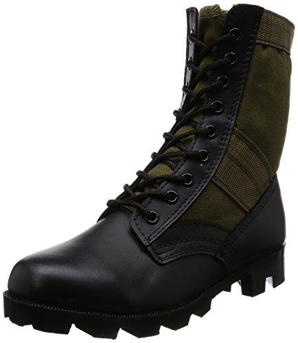 [ロスコ] ジャングルブーツ G.I. Type Olive Drab Jungle Boots (5080) MILITARY JUNGLE BOOTS 5080 OD OD US 8(26cm)