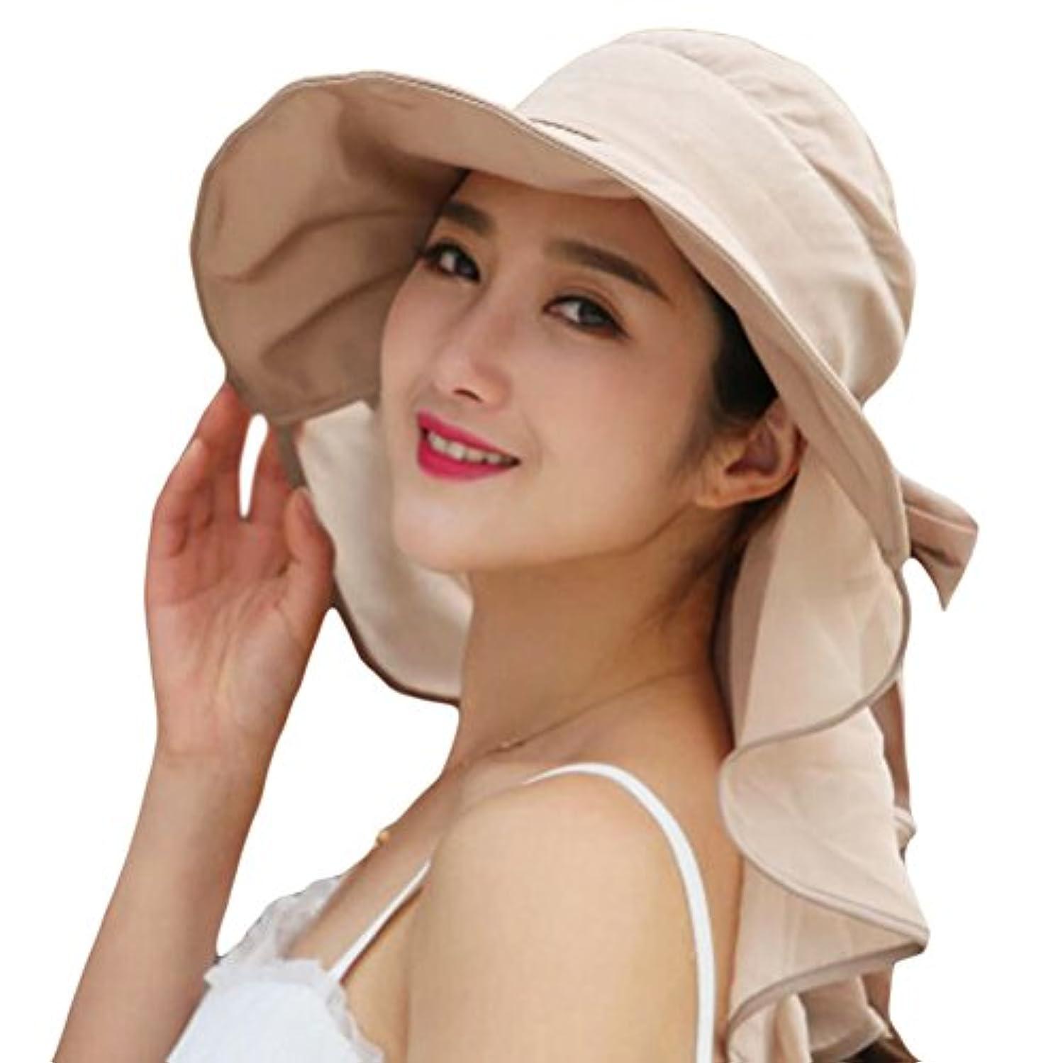 取り扱い大気邪魔折りたたみ可能なポータブル日焼け止め帽子ファッションアウトドアsunhat-01