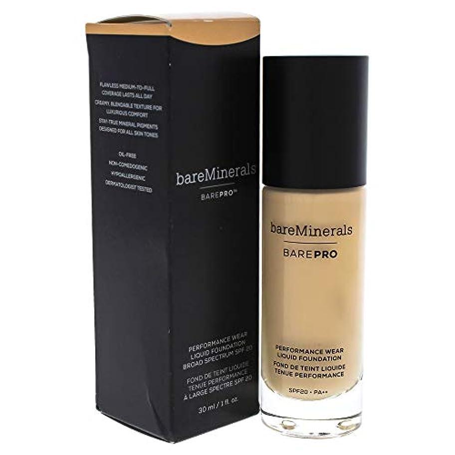 ベアミネラル BarePro Performance Wear Liquid Foundation SPF20 - # 09 Light Natural 30ml/1oz並行輸入品