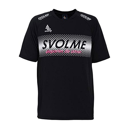 SVOLME(スボルメ)ロゴトレーニングトップ サッカー フットサル プラクティスTシャツ メンズ レディース 181-60700