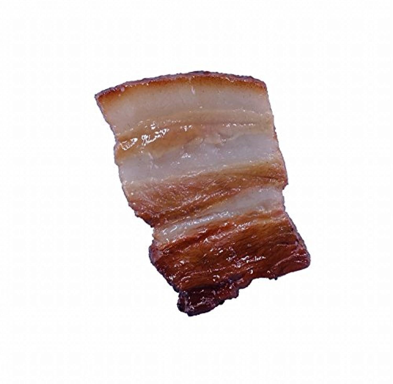 志賀サンプル 職人マグネット 焼豚 6cm×5cm