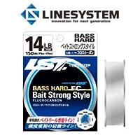LINE SYSTEM(ラインシステム) ライン BASS HARD BAIT STRONG STYLE 150m  10LB