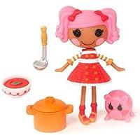 輸入ララループシー人形ドール Mini Lalaloopsy Pepper Pots N Pans Doll with Accessories [並行輸入品]