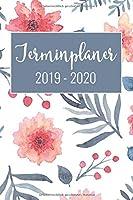 Terminplaner 2019 2020: Wochenplaner 2019/2020 Terminkalender A5 fuer Lehrer, Schueler und Studenten - zum Planen von taeglichen Terminen & Aufgaben von Juli 2019 bis Juli 2020