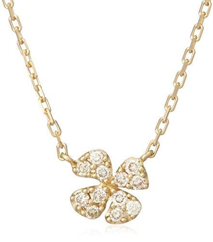 [アガット] agete 【K18ダイヤモンドネックレス】 1015111601708999