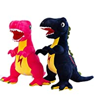 恐竜 ティラノサウルス ぬいぐるみ 人形 抱き枕 萌え 柔らか もちもち 子供 友達 男の子 彼氏 誕生日 記念日 プレゼント インテリア ストレス解消 昼寝枕 安眠枕 大きい 3色選択 100CM