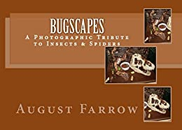 BugScapes: A Photographic Tribute to Insects & Spiders by [Farrow, August]