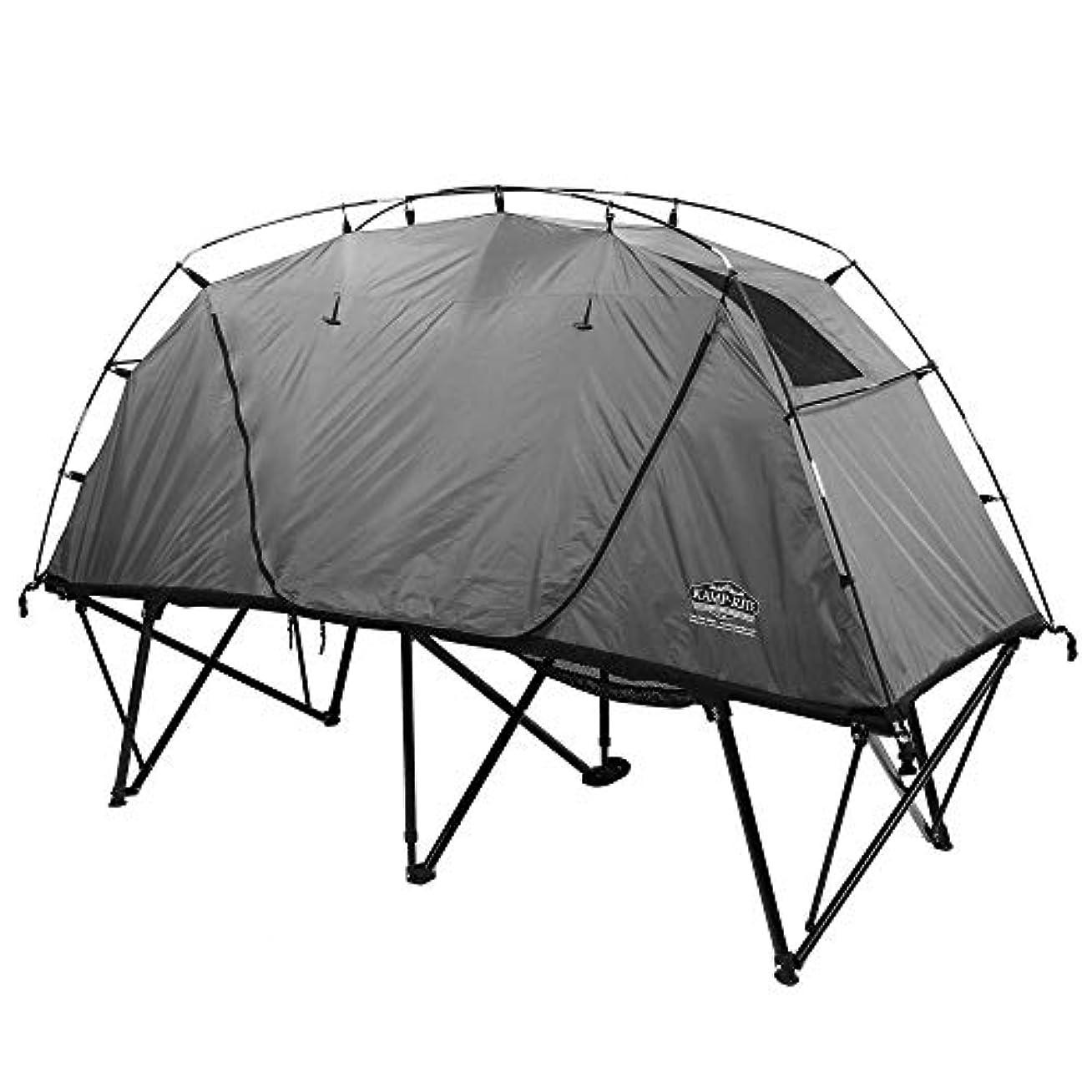 砂ゴール愛撫Kamp-Rite CTC XL コンパクト 折りたたみ式 バックパッキング テント コット