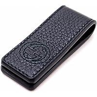 [グッチ] GUCCI 財布 マネークリップ メンズ レザー 406768-A7M0N-1000 [アウトレット品] [並行輸入品]