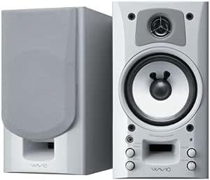 ONKYO WAVIO アンプ内蔵スピーカー 15W+15W GX-70HD(W) /ホワイト