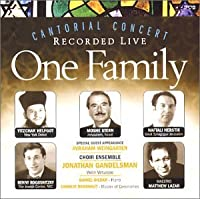One Family-Cantorial Concert