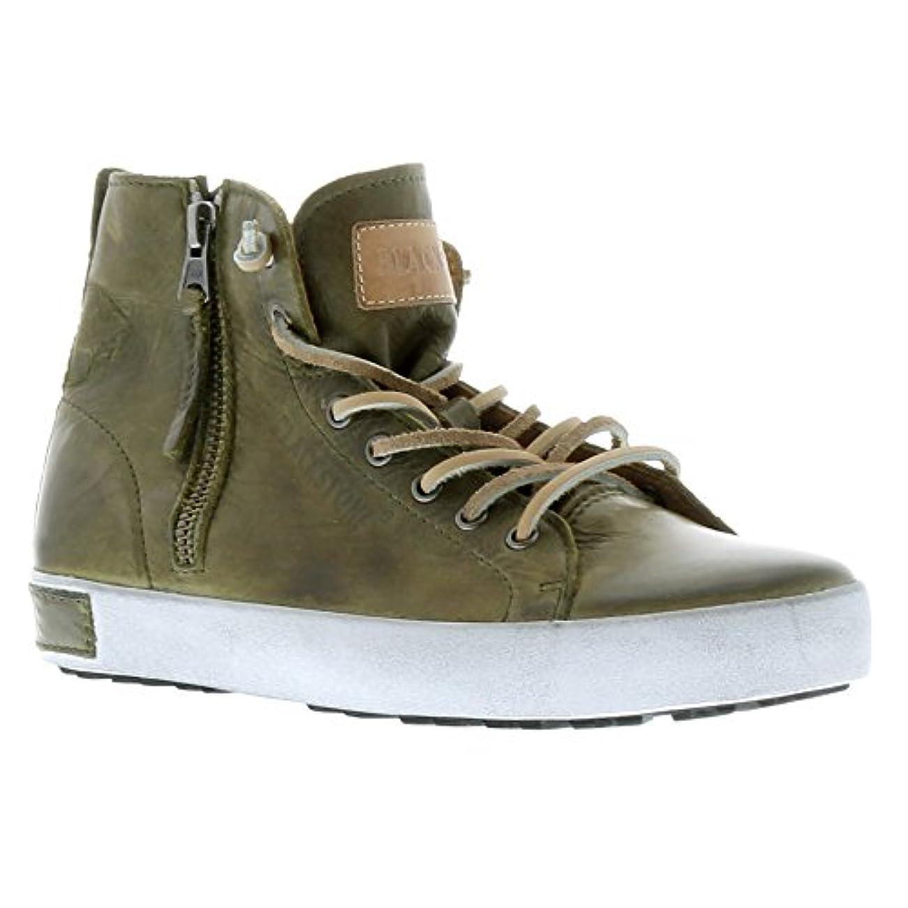 無効にするのスコアズームBlackstone Shoes レディース US サイズ: 11 B US カラー: グリーン