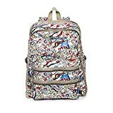 レスポートサック LeSportsac Tsumori Chisato Happy Birds C Functional Backpack [並行輸入品]