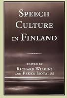 Speech Culture in Finland