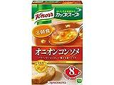 クノール カップスープ オニオンコンソメ 8袋 92g ×6個