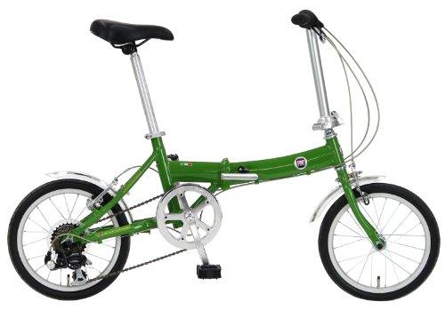 フィアット 16インチ 折りたたみ自転車
