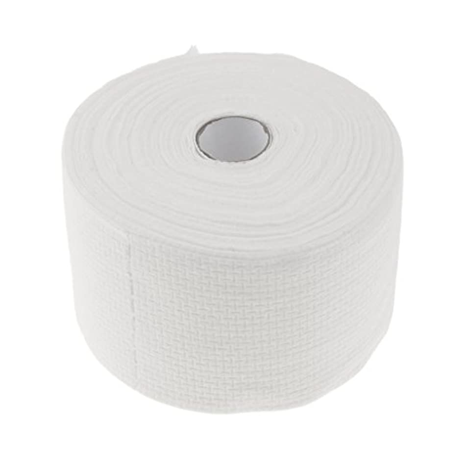 手順テンポ池使い捨てタオル ロール式 洗顔タオル 30M コットン 快適 便利 家庭用 サロン 2タイプ選べる - #1
