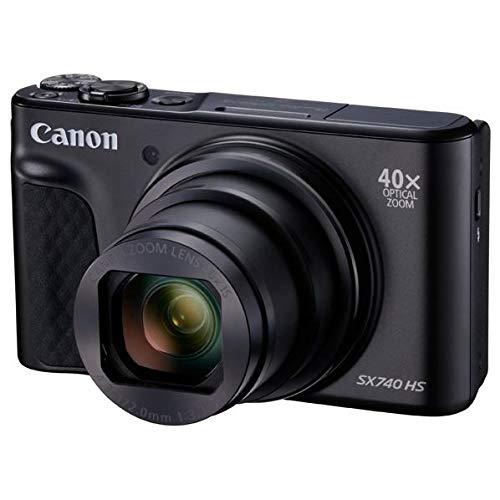 キヤノン デジタルカメラ「PowerShot SX740 H...
