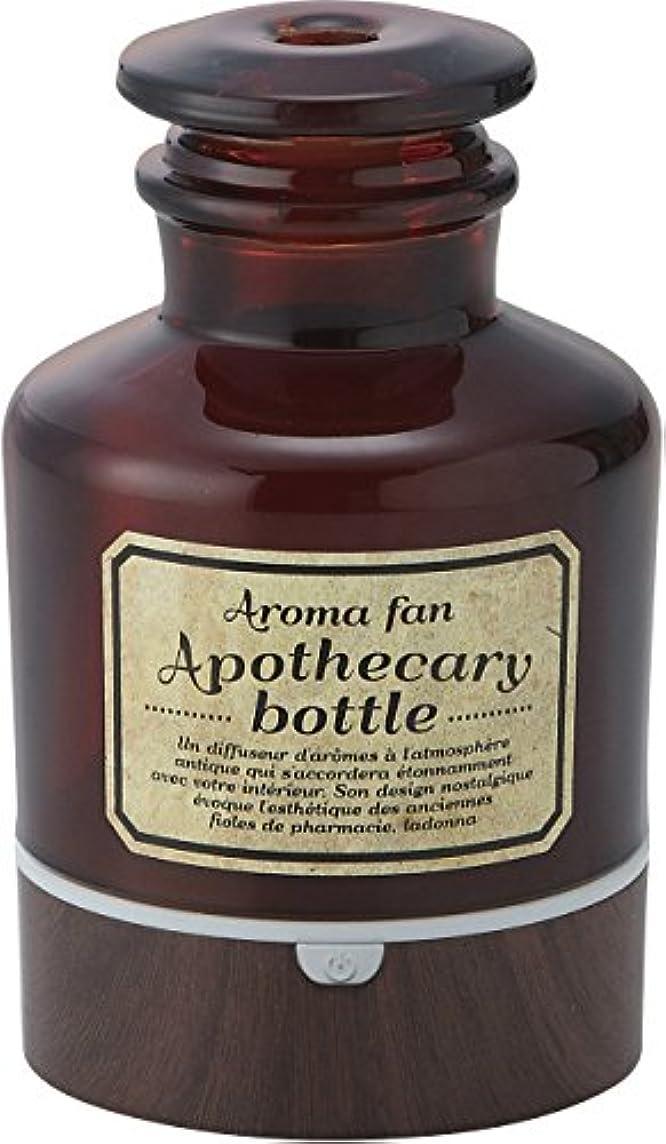 中級バリーブルゴーニュラドンナ アロマディフューザー アポセカリーボトル ADF22-ABM ブラウン