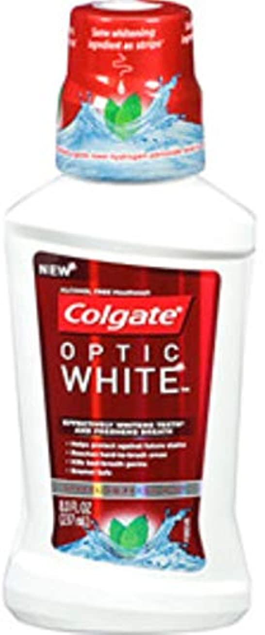 怒って鮮やかな区画Colgate Mwは光学WHTE 8Zサイズ8ZのMwファイバーWHTE 8Z