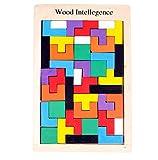 知育玩具 立体パズル ゲーム (テトリス)