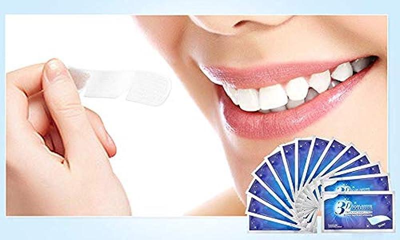 リサイクルする報酬電池Carejoy 歯 美白 歯 ホワイトニング 14セット/28枚