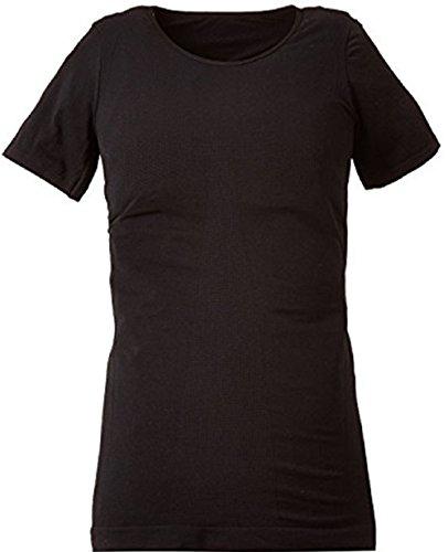 メンズ矯正下着TEKKIN Tシャツ 黒 / Mサイズ