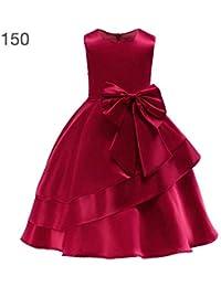 581bb35f654d0 Amazon.co.jp  レッド - フォーマル   ガールズ  服&ファッション小物