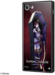 イングレム iPhone 8 / 7 ディズニー ツイステッドワンダーランド (ツイステ) 耐衝撃ケース KAKU トリプルハイブリッド リドル・ローズハート