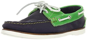 Freeport 7807: Navy / Green