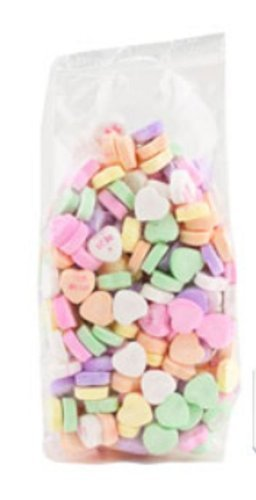 Conversation Candy Hearts -10 Oz. Package - Valentines Day! by Necco [並行輸入品] Necco
