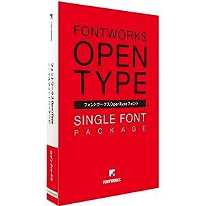 フォントワークス フォントワークスOpenTypeフォント ロダンPro-UB for Mac