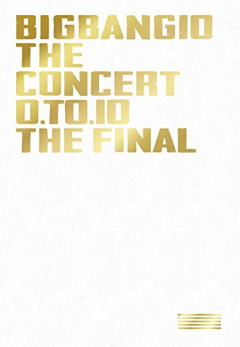 BIGBANG10 THE CONCERT : 0.TO.10 -THE FINAL-(DVD(4枚組)+LI・・・