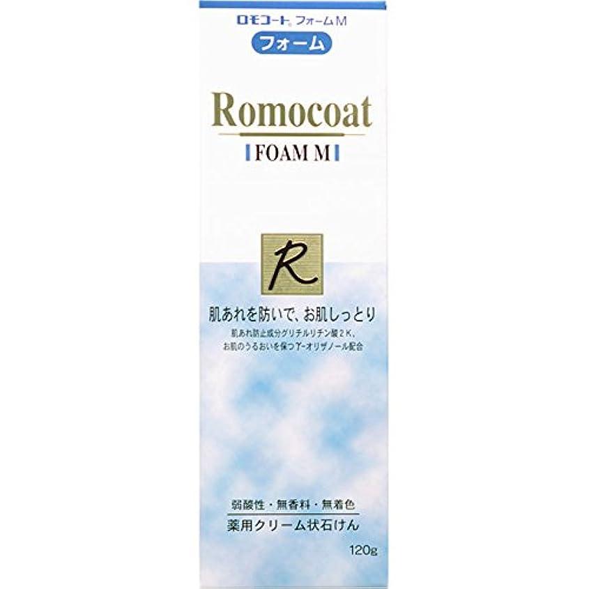 刈る全能分ロモコートフォームM 120g【医薬部外品】
