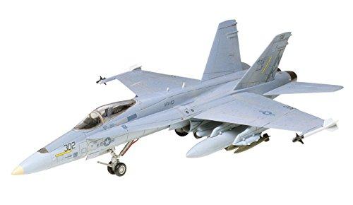 タミヤ 1/72 ウォーバードコレクション マクダネル ダグラス F/A-18 ホーネット