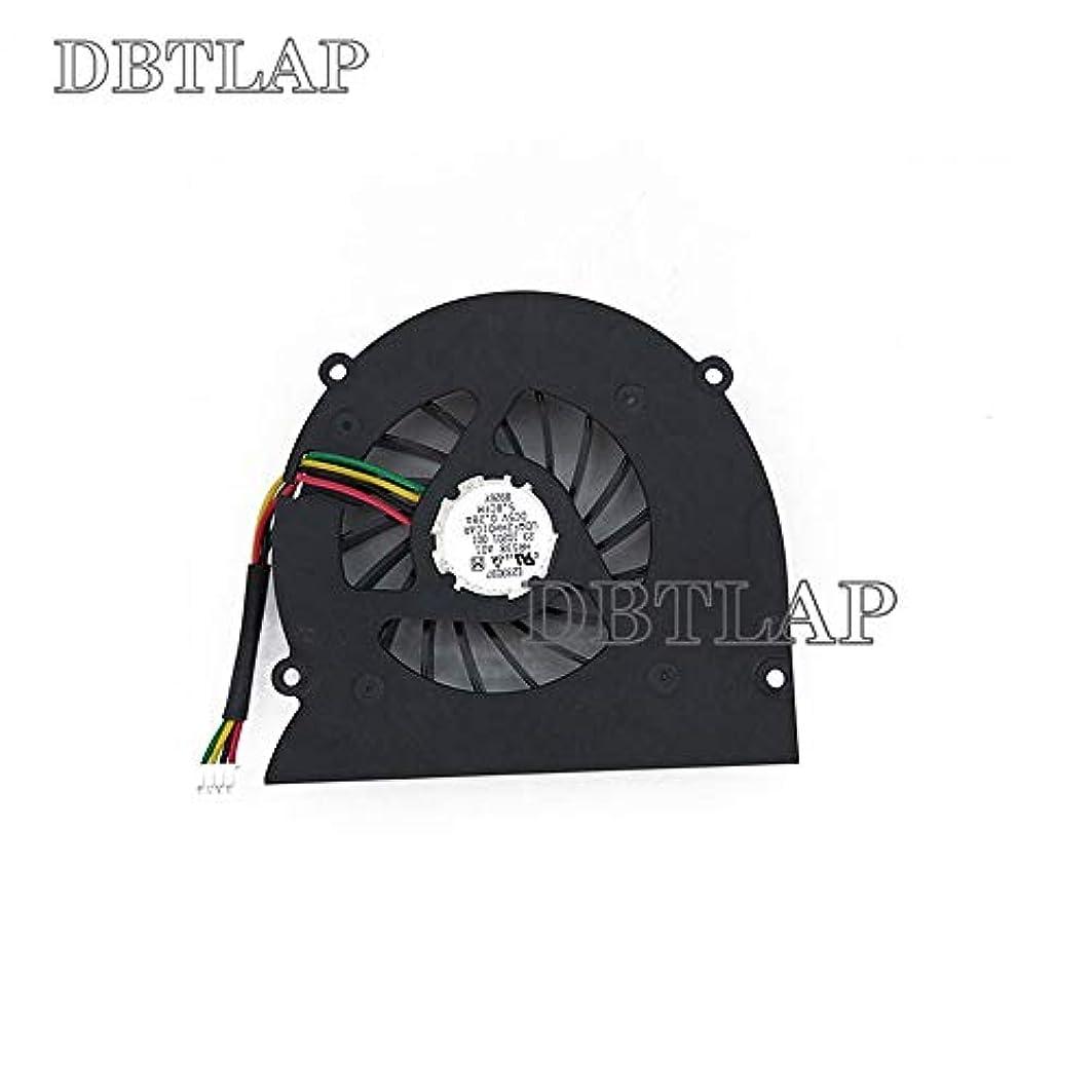 教授めまい感謝祭DBTLAP CPU ファン 用 DELL XPS M1330 pp25l M1318 M1310 DFS481305MC0T GC055510VH-A Cooler ファン