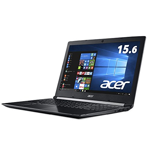 Acer Aspire5 A515-51G-A58G/K (Core i5-7200U /8GB/1TB HDD /ドライブなし/15.6/Windows10/APなし)