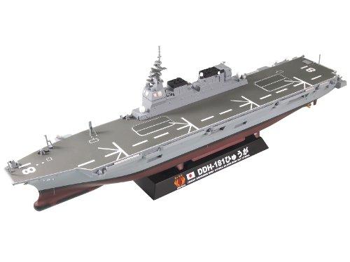 1/700 海上自衛隊 ヘリコプター搭載護衛艦 DDH-181 ひゅうが 塗装済完成品 (JPM04)