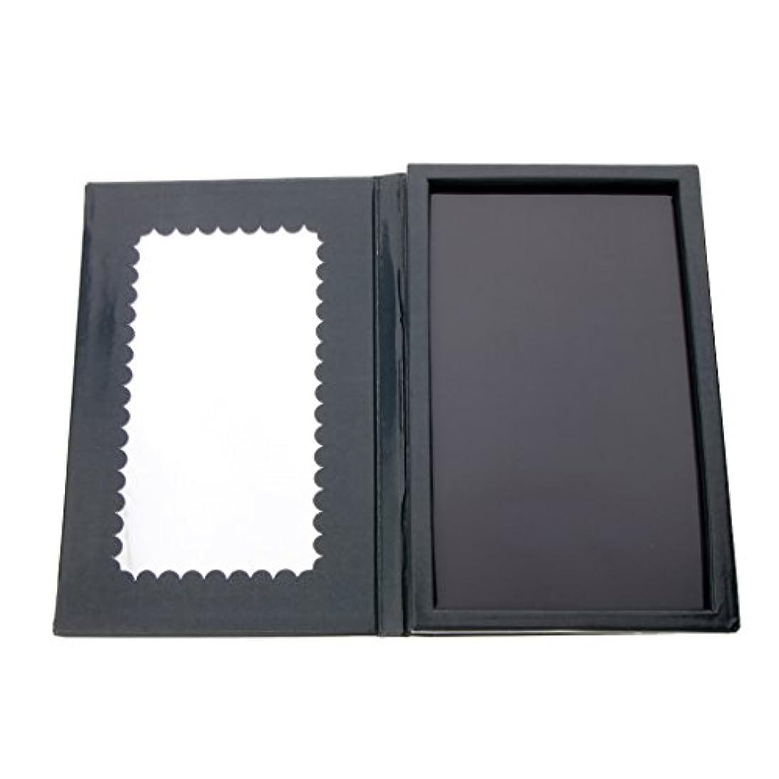 先小包魅力メイクアップ 空パレット 磁気パレット 化粧品ケース アイシャドウ パウダー 整理 保管 旅行 便利