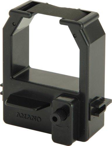 アマノフーズ 電子タイムレコーダー用インクリボン 黒単色 CE320050